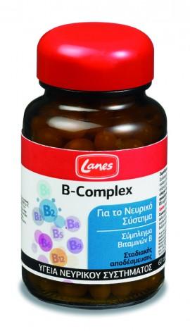 LANES B-COMPLEX 60tabs