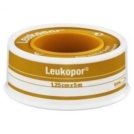 BSN MEDICAL LEUKOPOR 1.25cm x 5m
