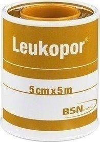 BSN MEDICAL LEUKOPOR 5cm x 5m