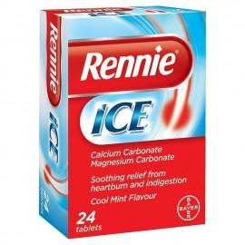 BAYER RENNIE ICE 24 μασώμενα δισκία