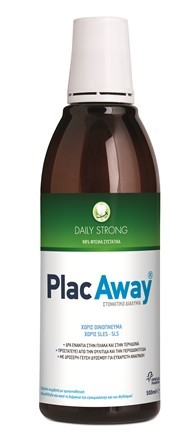 PLAC AWAY DAILY CARE DAILY STRONG ΣΤΟΜΑΤ …