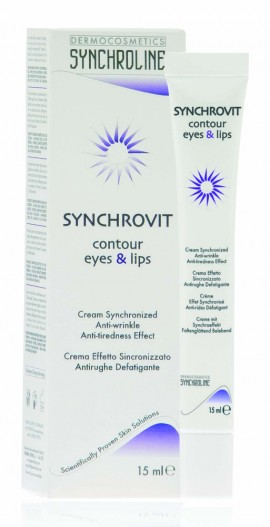 SYNCHROLINE SYNCHROVIT EYES & LIPS CREAM …