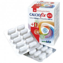 INTERMED CALCIOFIX 400mg 90tabs