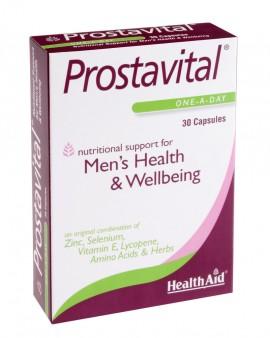 HEALTH AID PROSTAVITAL BLISTER 30caps