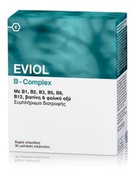 EVIOL B-COMPLEX 60softgels