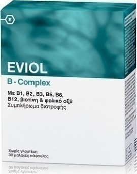 EVIOL B-COMPLEX 30softgels