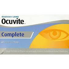 OCUVITE COMPLETE 60tabs
