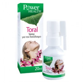 POWER HEALTH POWER TORAL SPRAY 20ml