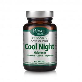 POWER PLATINUM COOL NIGHT 30caps