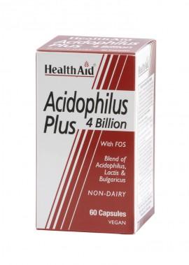 HEALTH AID ACIDOPHILUS PLUS 4 BILLION 30 …