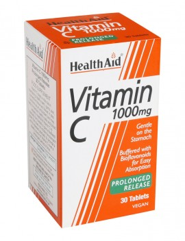 HEALTH AID VITAMIN C PROLONGED RELEASE 1 …