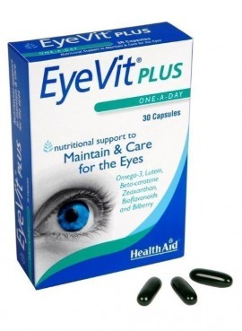 HEALTH AID EYEVIT PLUS 30caps