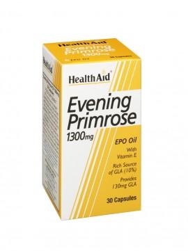 HEALTH AID EVENING PRIMROSE OIL 1300mg 3 …