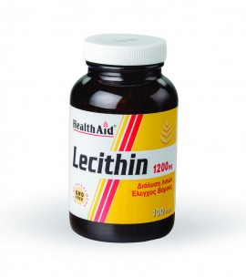 HEALTH AID SUPER LECITHIN 1200mg 100caps
