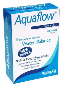 HEALTH AID AQUAFLOW 60Vtabs BLISTER
