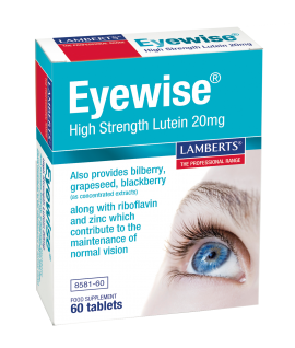 LAMBERTS EYEWISE HIGH STRENGTH LUTEIN 20 …