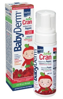 BABYDERM JUNIOR CRAN 150ml