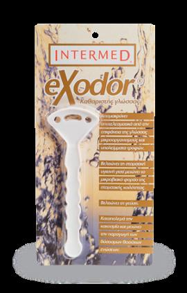 INTERMED EXODOR ΚΑΘΑΡΙΣΤΗΣ ΓΛΩΣΣΑΣ