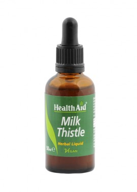 HEALTH AID MILK THISTLE LIQUID ΣΥΜΠΛΗΡΩΜ …