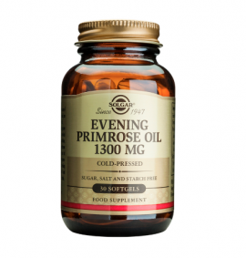 SOLGAR EVENING PRIMROSE OIL 1300mg 30cap …