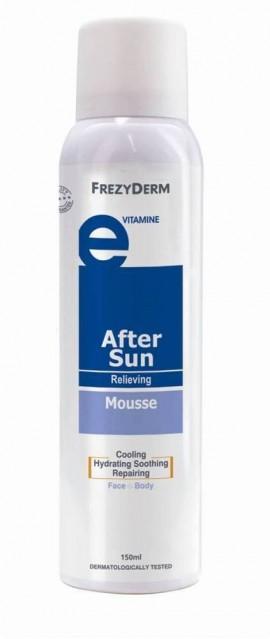 FREZYDERM AFTER SUN MOUSSE 150ml
