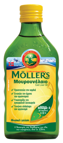 MOLLERS ΜΟΥΡΟΥΝΕΛΑΙΟ ΦΥΣΙΚΗ ΓΕΥΣΗ 250ml