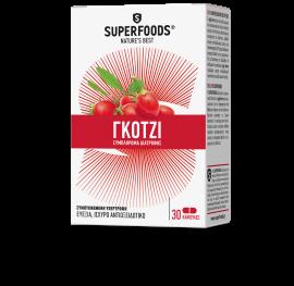 SUPERFOODS ΓΚΟΤΖΙ 30caps
