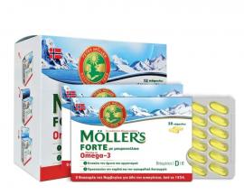 MOLLERS FORTE ΩΜΕΓΑ-3 150caps