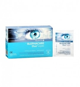 BLEPHACARE DUO ΜΑΝΤΗΛΑΚΙΑ ΚΑΘΑΡΙΣΜΟΥ ΒΛΕ …