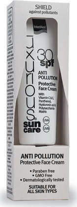 LUXURIOUS SUNSCREEN CREAM SPF30 ANTI-POL …