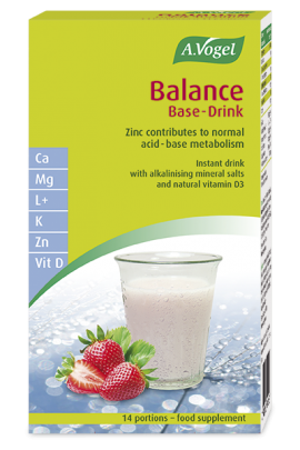 A.VOGEL BALANCE BASE DRINK 14sachets