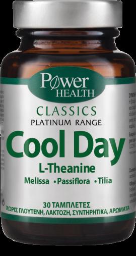 POWER HEALTH PLATINUM COOL DAY 30caps