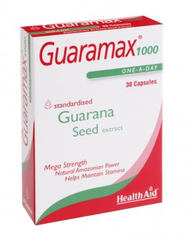HEALTH AID GUARAMAX 1000mg 30caps