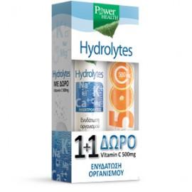 POWER HEALTH HYDROLYTES 20 αναβράζοντα δ …