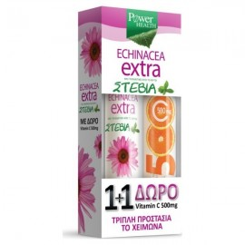 POWER HEALTH ECHINACEA EXTRA 24 αναβράζο …