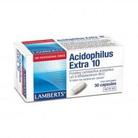 LAMBERTS ACIDOPHILUS EXTRA 10 MILK FREE …