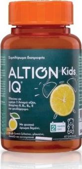 ALTION KIDS IQ ΠΑΙΔΙΚΟ ΣΥΜΠΛΗΡΩΜΑ ΔΙΑΤΡΟ …