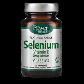 POWER HEALTH PLATINUM SELENIUM 30caps