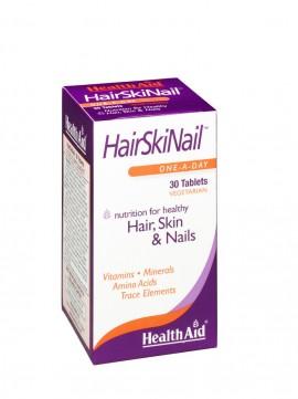 HEALTH AID HAIRSKINAIL FORMULA 30tabs