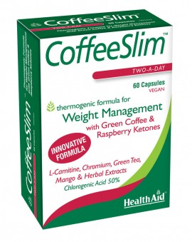 HEALTH AID COFFEE SLIM 60caps