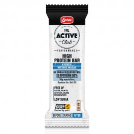 LANES ACTIVE CLUB HIGH PROTEIN BAR 60gr