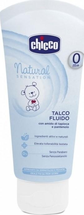 CHICCO NATURAL SENSATION LIQUID TALC 100 …
