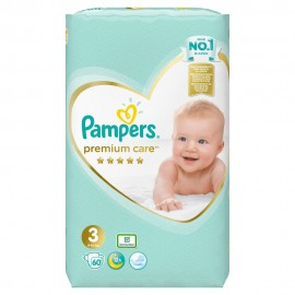 PAMPERS PREMIUM CARE JUMBO No3 (5-9kg) 6 …