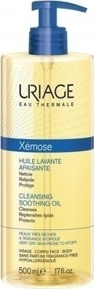 URIAGE XEMOSE CLEANSING SOOTHING OIL 500 …