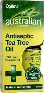 OPTIMA AUSTRALIAN TEA TREE ANTISEPTIC OI …