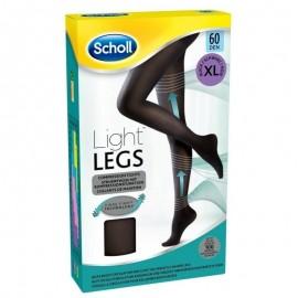 SCHOLL LIGHT LEGS 60 DEN BLACK XL 1ζεύγο …