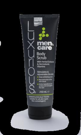 LUXURIOUS MENS CARE BODY SCRUB 250ml
