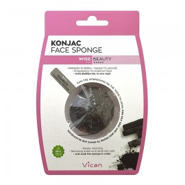 VICAN WISE BEAUTY KONJAC FACE SPONGE BAM …