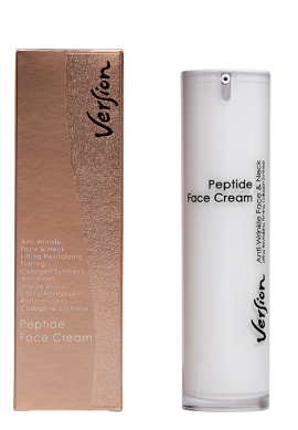 VERSION PEPTIDE FACE CREAM 50ml