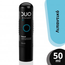 DUO NATURAL LUBRICANT GEL ΛΙΠΑΝΤΙΚΟ 50ml